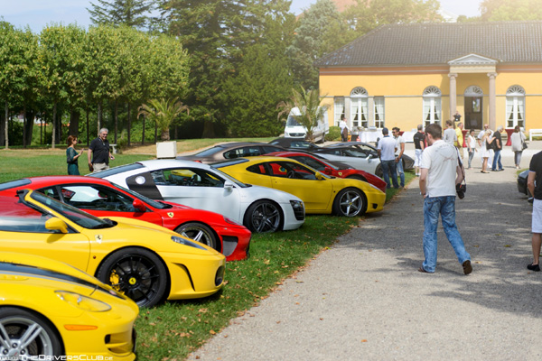Supersportwagen-Treffen in Eutin