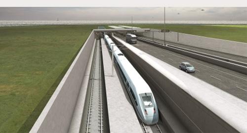 Fehmarnbelt-Tunnel – Femern A/S unterzeichnet Hauptbauverträge im Wert von 4 Milliarden Euro