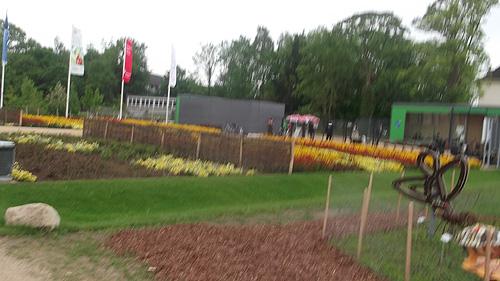 Schon 100.000 Besucher auf der Landesgartenschau in Eutin