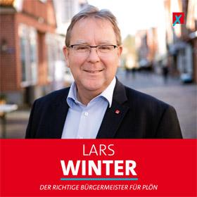 Lars Winter wird Bürgermeister von Plön