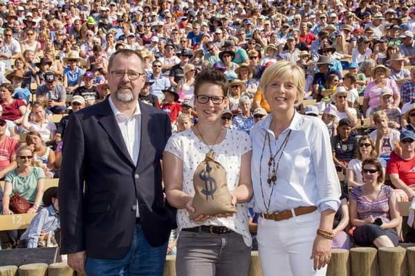 Karl-May-Spiele: 3.000 Euro für den 300.000. Besucher