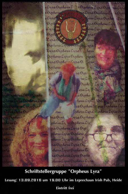 Tolle Texte! – Autoren live! Lesung in Heide