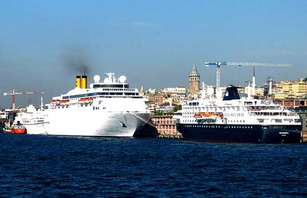 Nabu: Die Kreuzfahrttouristik bleibt ein großer Umweltsünder
