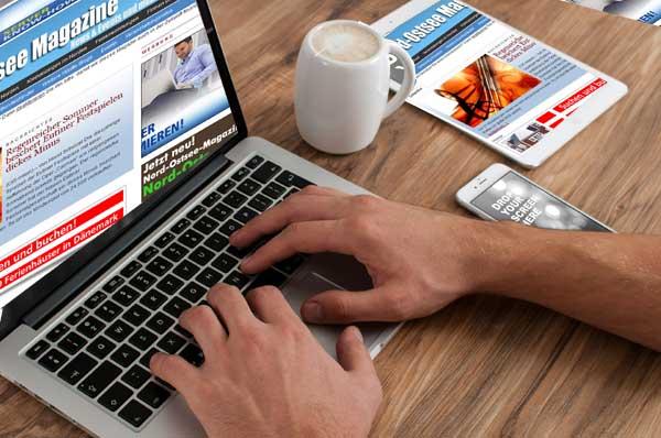 Regionalzeitungen und Medien wichtigste Quelle für lokale News im Web