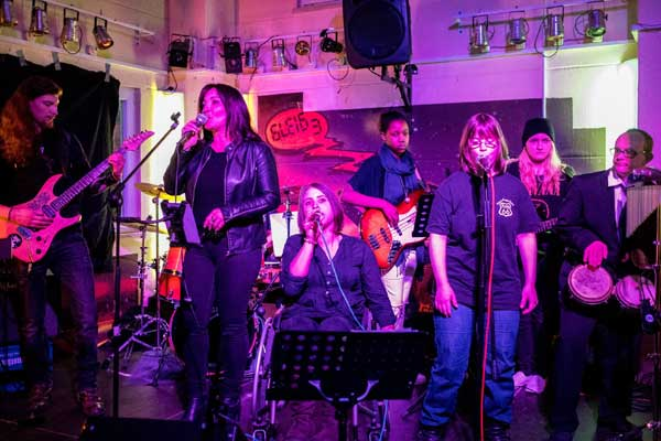 Black Lions meets Route Rockers auf der LGS in Eutin