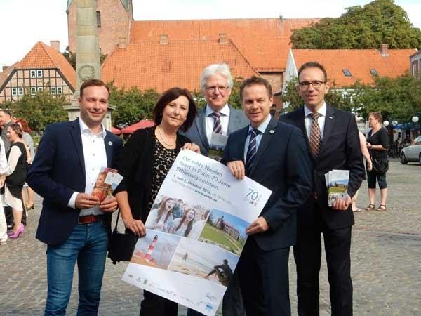Der echte Norden feiert in Eutin: Das Programm