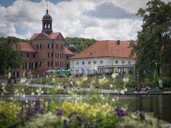 """""""Historische Reithalle"""" in Eutin – Information und Bürgerbeteiligung"""