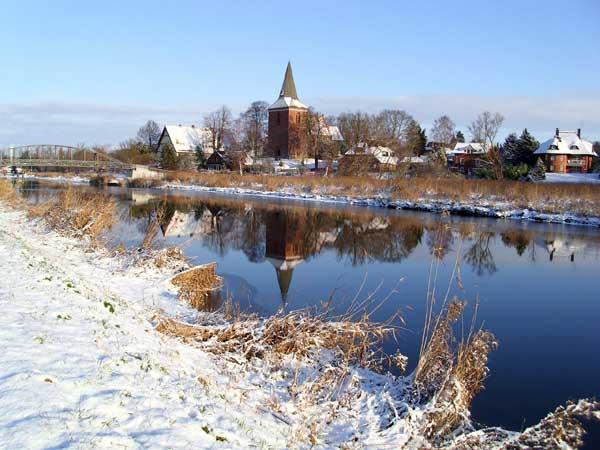 Zehn Millionen Euro für Ausbau des Elbe-Lübeck-Kanals