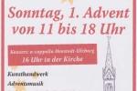 W-Markt-Plakat
