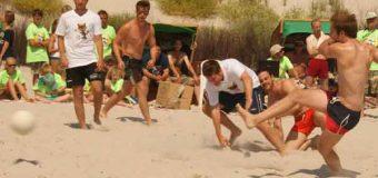 Der BeachSoccer Cup 2017 in Schleswig–Holstein