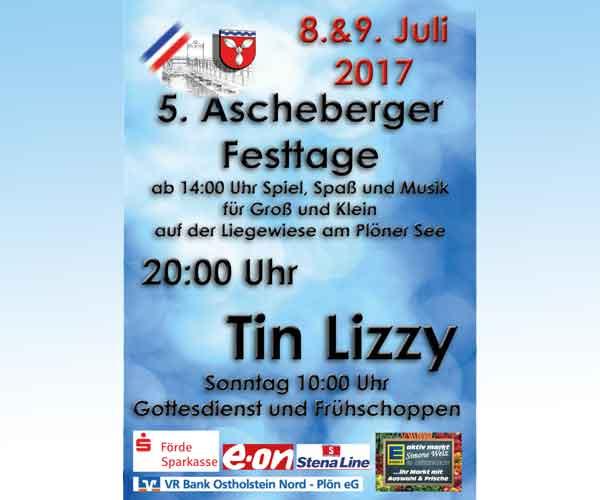 Programm der 5. Ascheberger Festtage