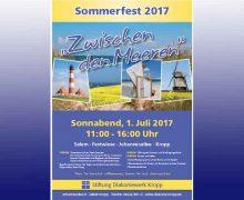 Sommerfest des Diakoniewerks Kropp