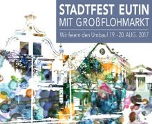 Stadtfest mit Großflohmarkt in Eutin