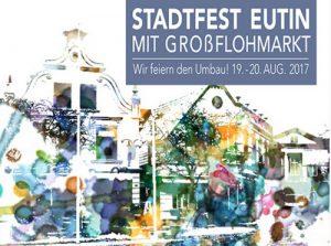 Plakat: Stadt Eutin