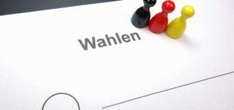Die Stadt Eutin sucht noch Wahlhelfer für die Bundestagswahl