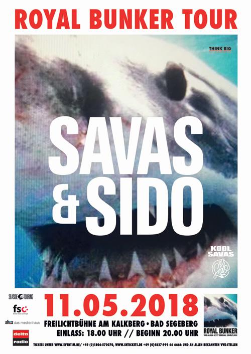 Savas & Sido – Noch ein Highlight 2018 am Segeberger Kalkberg