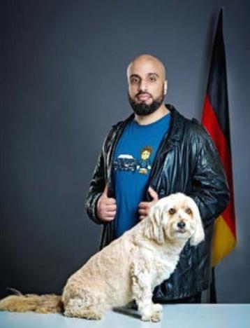 Abdelkarim – Der Staatsfreund Nr.1 kommt nach Schleswig
