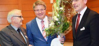 Stefan Mohrdieck wird neuer Landrat in Dithmarschen