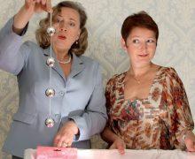 Schleswig – SYLVIA WIELAND & RITA GÄBLER in dem Erfolgsstück: Liebe, Leben, Lovetoys!