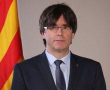Bei Jagel: Ehemaliger katalanischer Regionalpräsident Carles Puigdemont festgenommen