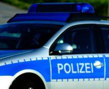 Gestoppte Hochzeitskolonne auf der B5 – Offizielle Meldung der Polizei