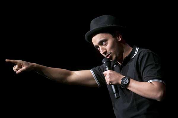 Heimat Schleswig: RTL Comedy Grand Prix Gewinner SALIM SAMATOU – INDER TAT