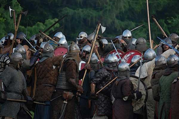 Nicht nur Wikinger machten die Ostsee unsicher