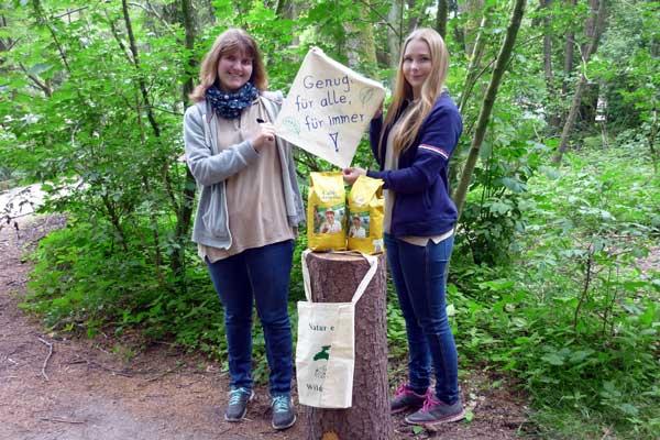 Aktionstag Nachhaltigkeit im Wildpark Eekholt