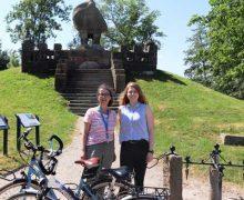 Mit dem Fahrrad Dithmarscher Geschichte erkunden