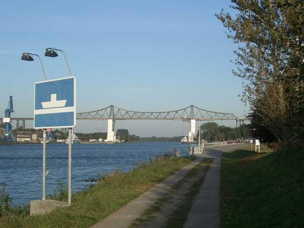 Faszinierend schöner Nord-Ostsee-Kanal