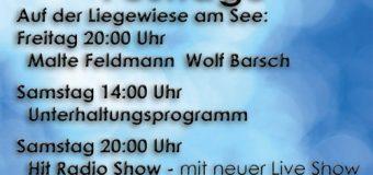6. Ascheberger Festtage – drei Tage Spiel, Spaß und viel Musik