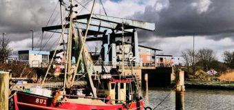 Mit dem Fahrrad an der Nordsee unterwegs
