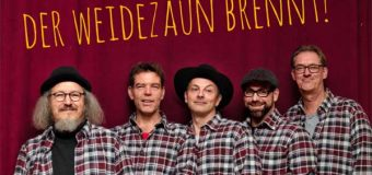 Weidezaunband mit viel Musik und Spaß in Ascheberg