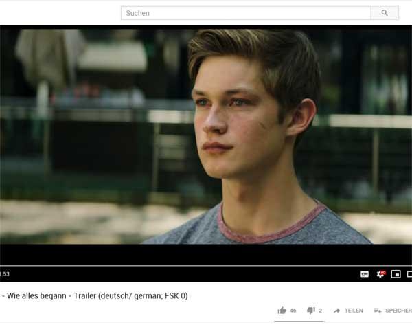Emotion pur: Der Trailer zum CLUB DER ROTEN BÄNDER