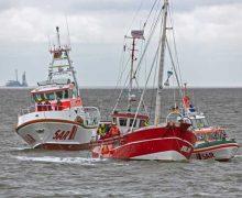 SAREx Büsum 2019, Übung der Seenotretter erfolgreich beendet