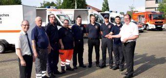 Dithmarscher Katastrophenschutz erhält sechs neue Fahrzeuge