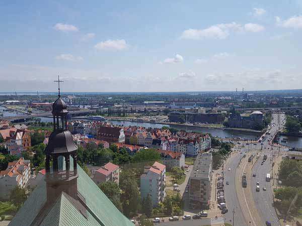 Foto: Ausflug nach Stettin – polnisch Szczecin in Polen