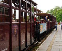 Fotos Rewal / Polen: Von Trzesacz nach Niechorze mit der Bimmelbahn