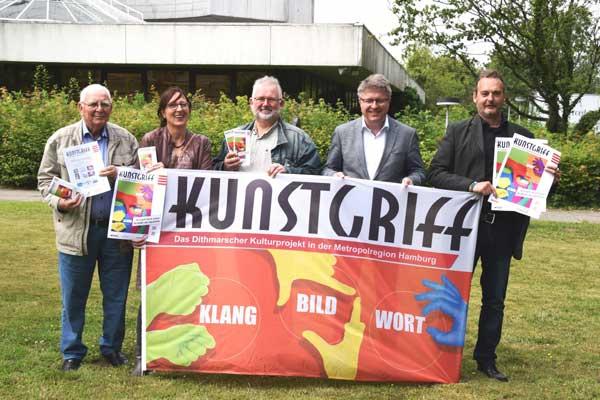18. KUNSTGRIFF 2019 in Dithmarschen: Kultur-Event feiert Kunst und Gemeinschaft