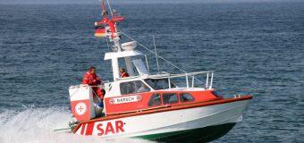 Joachim Gaucks Segelboot in der Ostsee gekentert