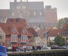 Fotos vom Hafen in Wismar und dem Ostseebad Boltenhagen
