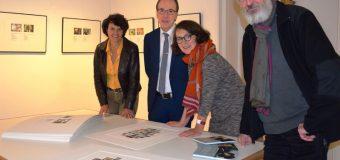 Günther Fielmann Stiftung und Manfred Schlüter schenken dem Landesmuseum Grafiken