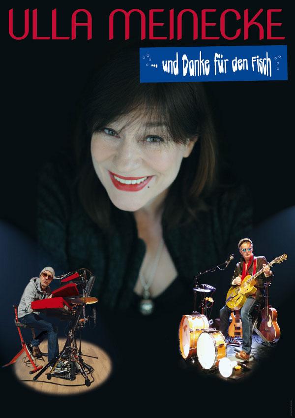 Ulmenhofschule Kellinghusen: Ulla Meinecke & Band live