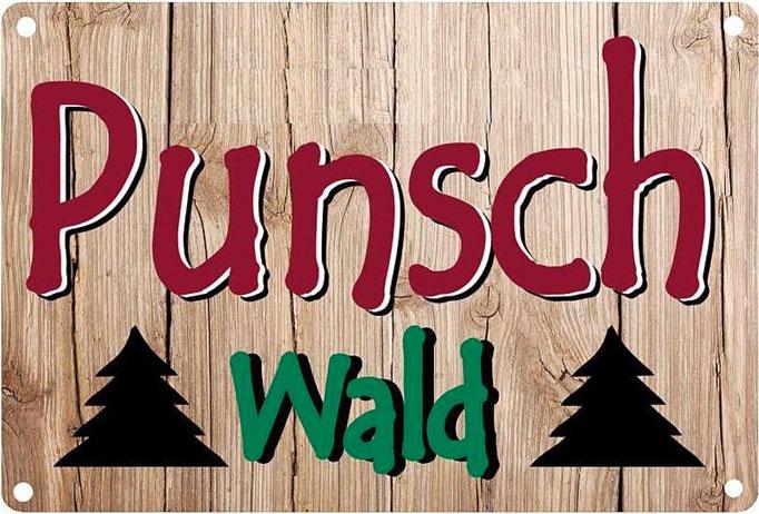 Itzehoer Punschwald wird eröffnet