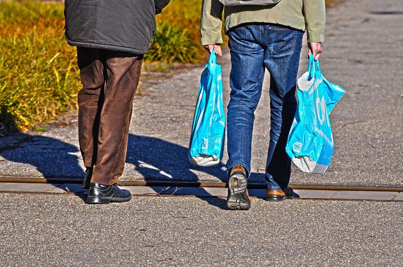 BMU: Bundeskabinett beschließt Verbot von Plastiktüten - Bußgeld bis zu 100.000 Euro