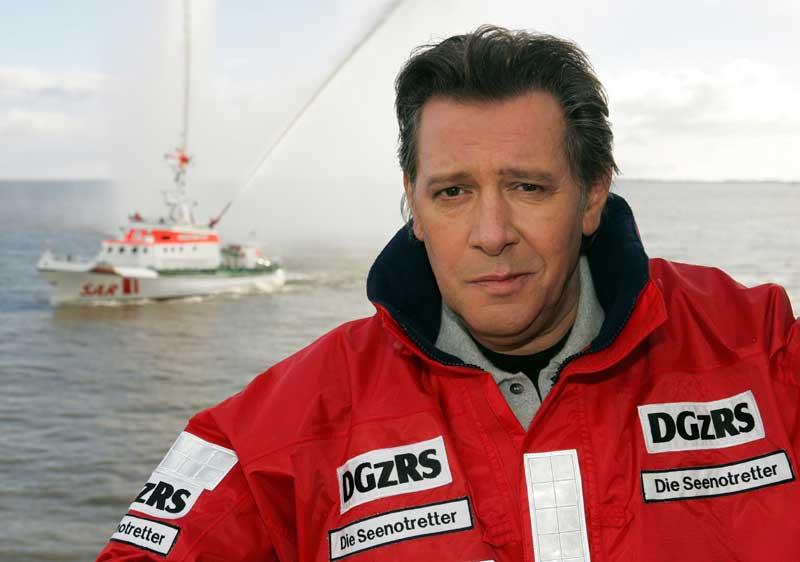 Seenotretter-Bo(o)tschafter Jan Fedder ist auf seine letzte Reise gegangen