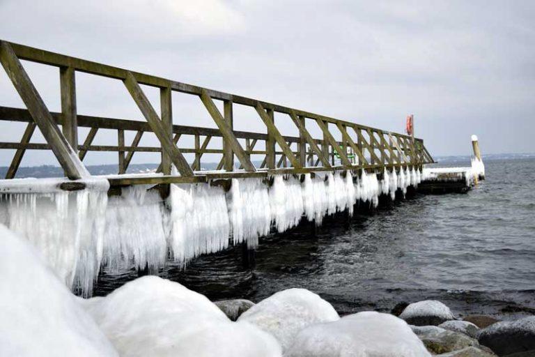 Zum Eisbaden nach Mecklenburg-Vorpommern
