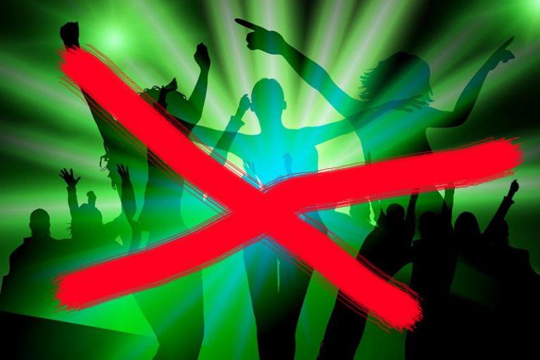 20. März , 20.00 Uhr: Private Veranstaltungen und Ansammlungen von mehr als fünf Personen untersagt