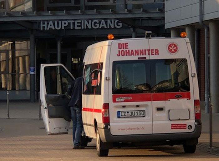 Soziale Teilhabe: Kreis organisiert Fahrdienst zur WKK-Anlaufpraxis in Brunsbüttel