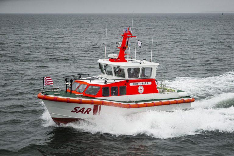 Seenotretter retten vor Fehmarn Kinder aus Lebensgefahr